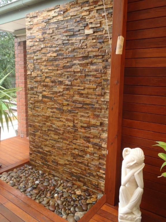 cascade wall wash